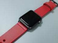 植鞣革iwatch表带