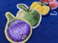 蔬果系列胸针
