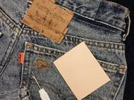 Levi's牛仔裤皮牌