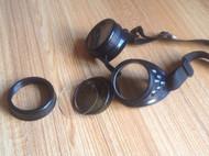 (旧物改造)我的多功能墨镜