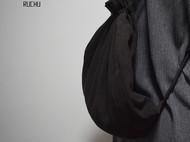 香云纱手工背包
