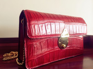Wallet on chain:red