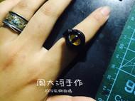小羊皮戒指