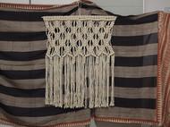手工编织挂毯macrame wall hanging