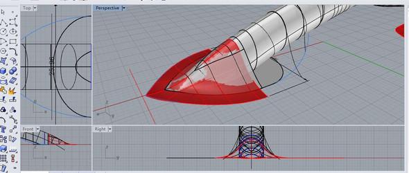 3D打版小试