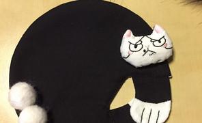 做了三个猫脑袋,可以换着玩😂