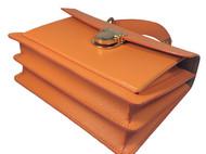 法国Alran山羊皮手工多层公文包手提包