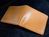 长款钱包短夹真皮头层牛皮植鞣革短款钱包男士