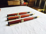 科檀木制钢笔