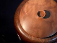黑胡桃普洱茶罐