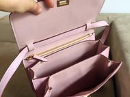 粉鱼子酱牛皮box