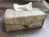 擦蜡纸巾盒