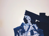 蓝染零浪费挂件