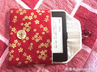 Kindle/iPad mini 手工自制布套
