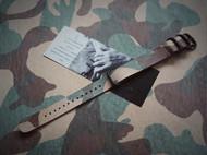 皮侠客PXK-擦蜡迷彩NATO表带