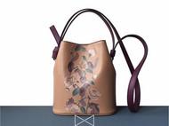 可调节肩带水桶包【烧卖】(手绘版)