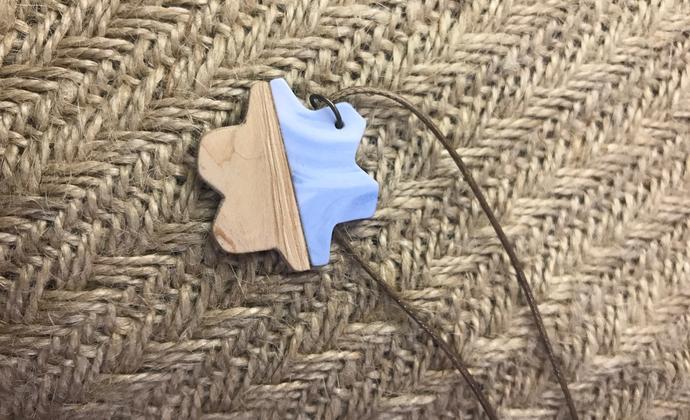 【粟野】Cooky🍪瓷木项链