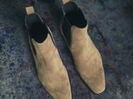 切尔西男靴