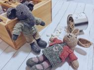 小象和兔兔