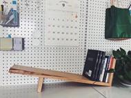 簡約桌上書架