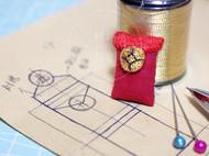 立体刺绣新年红包