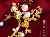 中式耳饰-流苏款