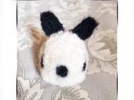 毛线团变身小兔子
