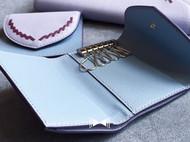 编织装饰三件套之钥匙包