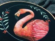 粉红火烈鸟