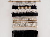 平静 流淌 编织