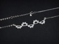 花园蕾丝项链(手链)