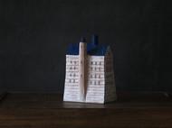 【售罄】「置物 | 天空之城」「蓝色天鹅城堡二」桌面置物花器
