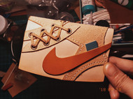 nike鞋设计