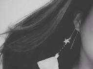 星星的耳环