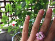 我的三叶草系列-项链和戒指