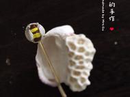 小蜜蜂发夹