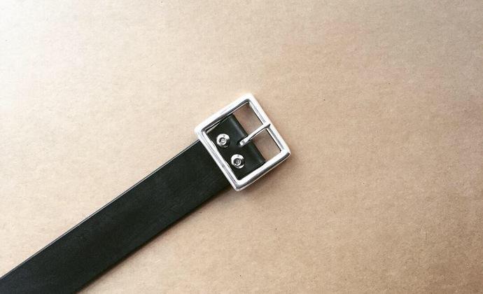 马缰革皮带