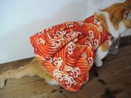做了一件猫咪裙子