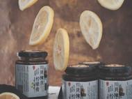 川贝陈皮柠檬膏-裸瓶