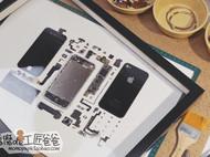 废旧手机装进相框 留住永恒的时光