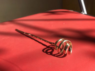 黄铜簪子/茶针