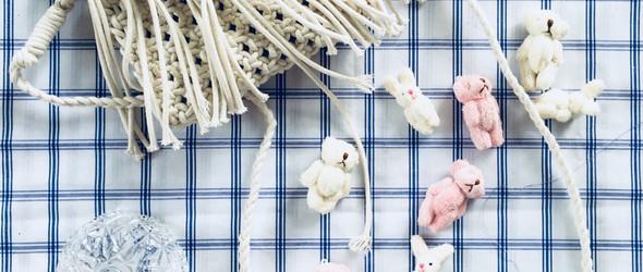 波西米亚编织包|拥有它不美都不行