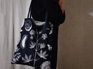 △ 动植物花色手工布袋包