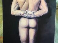 人体油画练习