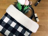日式小清新手提包