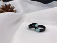 木作戒指 手工紫光檀戒指