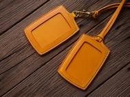 意大利植鞣协会认证buttero手工卡套