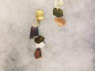 不同金属不同几何形状的拼接
