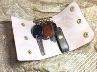钥匙包(一张皮)