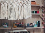 Macrame编织Ins波西米亚风灯罩